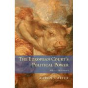 European Court's Political Power: Selected Essays
