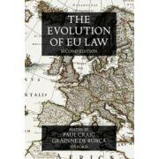 Evolution of EU Law