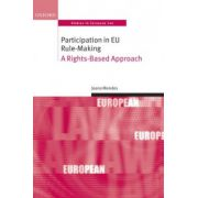 Participation in EU Rule-making: A Rights-Based Approach