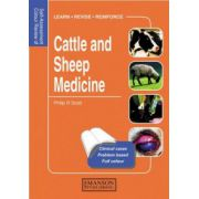 Cattle and Sheep Medicine - Self-Assessment Colour Review