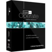 How to Operate: for MRCS candidates and other surgical trainees (with 3 DVDs)
