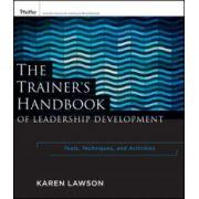 Trainer's Handbook of Leadership Development: Tools, Techniques, and Activities