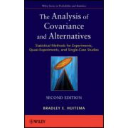 Analysis of Covariance and Alternatives: Statistical Methods for Experiments, Quasi-Experiments, and Single-Case Studies