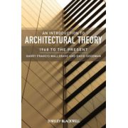 Architectural Theory: 1968 to the Present