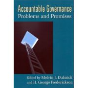 Accountable Governance: Problems and Promises