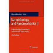Nanotribology and Nanomechanics II. Nanotribology, Biomimetics, and Industrial Applications