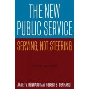 New Public Service: Serving, Not Steering