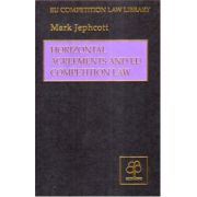 Horizontal Agreements and EU Competition Law: EU Competition Law Library