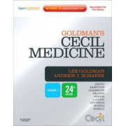 Goldman's Cecil Medicine, 2-Volume Set
