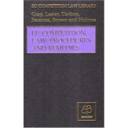 EU Competition Law: Procedures and Remedies
