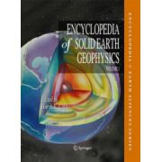 Encyclopedia of Solid Earth Geophysics, 2-Volume Set