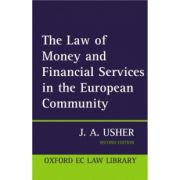 Law of Money and Financial Services in the EC