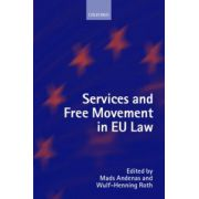 Services and Free Movement in EU Law