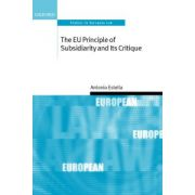 EU Principle of Subsidiarity and its Critique