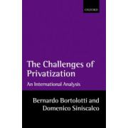 Challenges of Privatization. An International Analysis