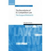 Boundaries of EC Competition Law. The Scope of Article 81