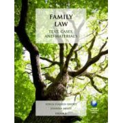 Family Law. Text, Cases, and Materials