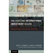 Evolving International Investment Regime. Expectations, Realities, Options
