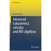 Advanced Łukasiewicz calculus and MV-algebras