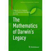 Mathematics of Darwin's Legacy. Mathematics and Biosciences in Interaction