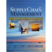 Supply Chain Management: A Logistics Perspective, includes Student CD-ROM
