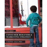Consumer Behavior & Marketing Strategy
