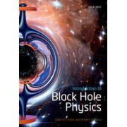 Introduction to Black Hole Physics