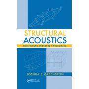 Structural Acoustics. Deterministic and Random Phenomena