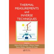 Thermal Measurements and Inverse Techniques