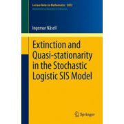 Extinction and Quasi-Stationarity in the Stochastic Logistic SIS Model