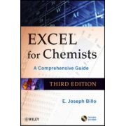 Excel for Chemists: A Comprehensive Guide, with CD-ROM