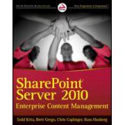SharePoint Server 2010 Enterprise Content Management