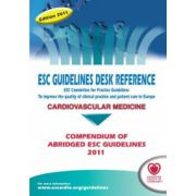 ESC Guidelines Desk Reference 2011: Compendium of Abridged ESC Guidelines 2011