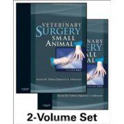 Veterinary Surgery, Small Animal: 2-Volume Set