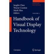 Handbook of Visual Display Technology, 4-Volume Set