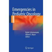Emergencies in Pediatric Oncology