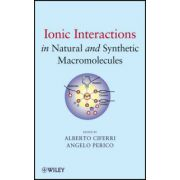 Ionic Interactions in Natural and Synthetic Macromolecules