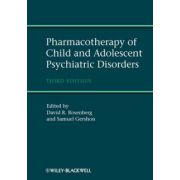 Pharmacotherapy of Child and Adolescent Psychiatric Disorders