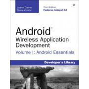 Android Wireless Application Development Volume I: Android Essentials