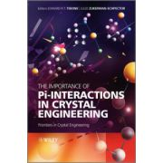 Importance of Pi-Interactions in Crystal Engineering: Frontiers in Crystal Engineering