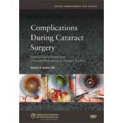 Complications During Cataract Surgery: Thermal Injury, Iris Prolapse, Choroidal Hemorrhage, and Dropped Nucleus