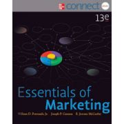 Essentials of Marketing with Connect Plus