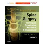 Spine Surgery, 2-Volume Set: Techniques, Complication Avoidance and Management