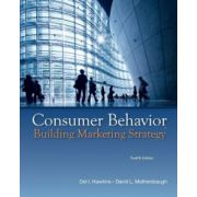 Consumer Behavior with DDB Data Disk