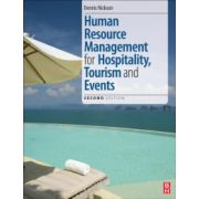 Human Resource Management for Hospitality and Tourism