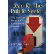 Lean for the Public Sector. The Pursuit of Perfection in Government Services