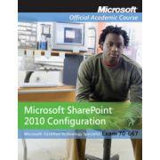 70-667 Microsoft Office SharePoint 2010 Configuration