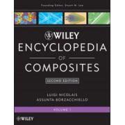 Wiley Encyclopedia of Composites, 5-Volume Set