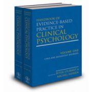 Handbook of Evidence-Based Practice in Clinical Psychology , 2-Volume Set