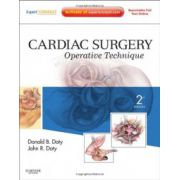 Cardiac Surgery: Operative Technique